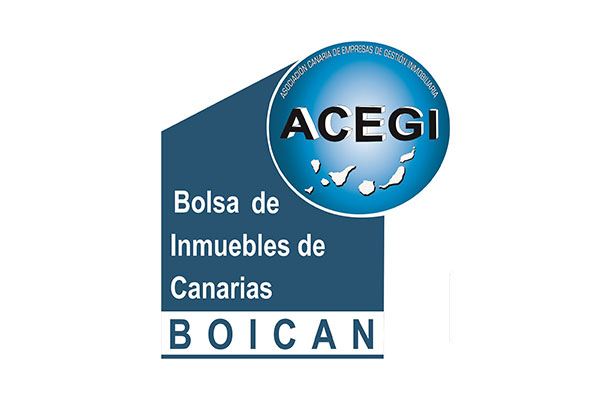 BOICAN es el portal de inmuebles de Canarias de la Asociación Canaria de Empresas de Gestión Inmobiliaria. Todas las viviendas publicadas cumplen con el código deontológico de la Asociación.